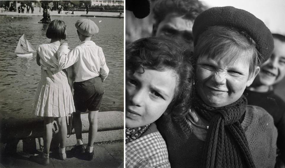 coiffure homme 1930