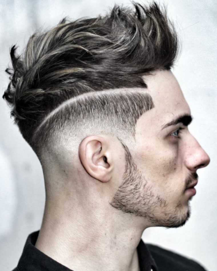 coiffure homme 3ilm char3i