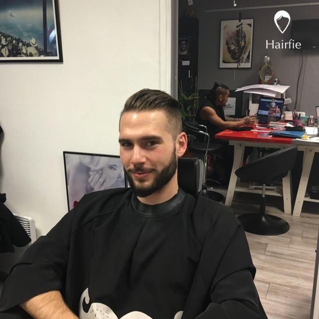 coiffure homme 75006