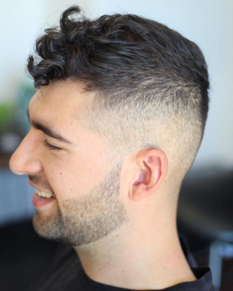coiffure homme arabe