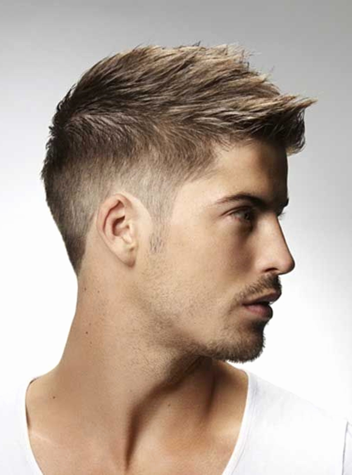 coiffure homme cheveux epais visage long coupe pour homme. Black Bedroom Furniture Sets. Home Design Ideas