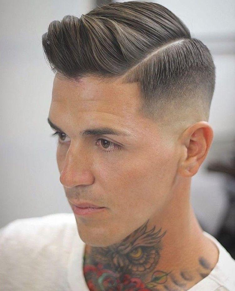 coiffure homme ete