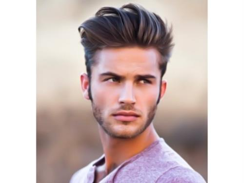 coiffure homme fashion