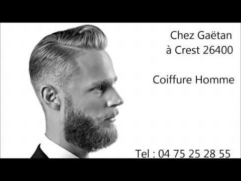coiffure homme gaetan