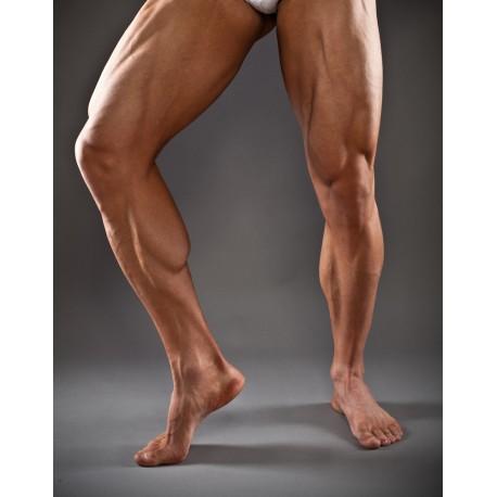 coiffure homme jambes