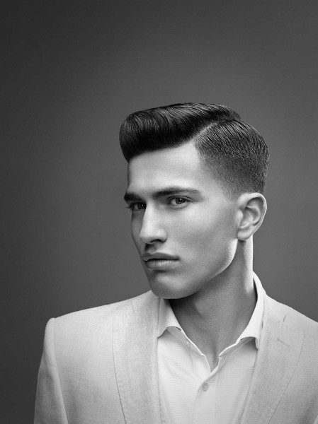 coiffure homme jerome
