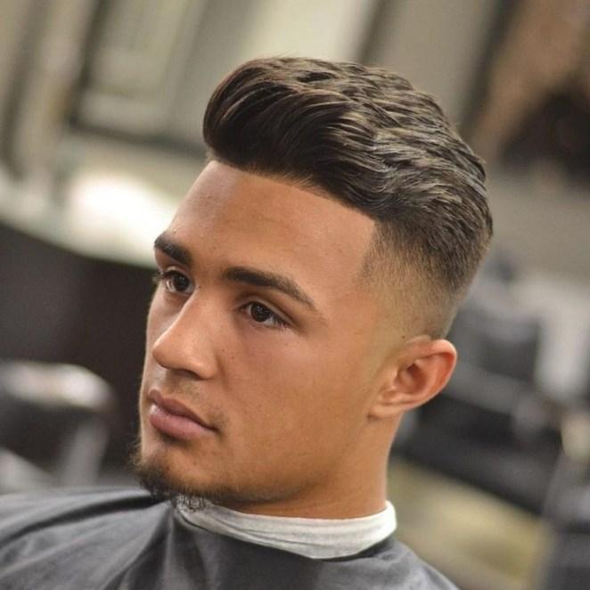 coiffure homme oignon