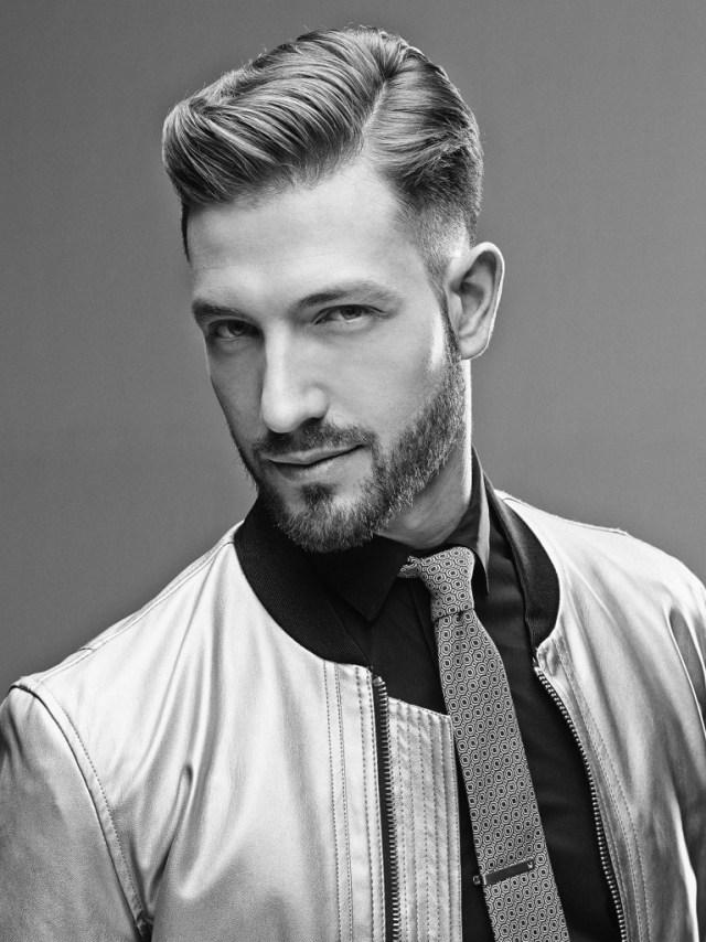 coiffure homme quel produit