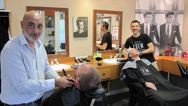 coiffure homme quimperle