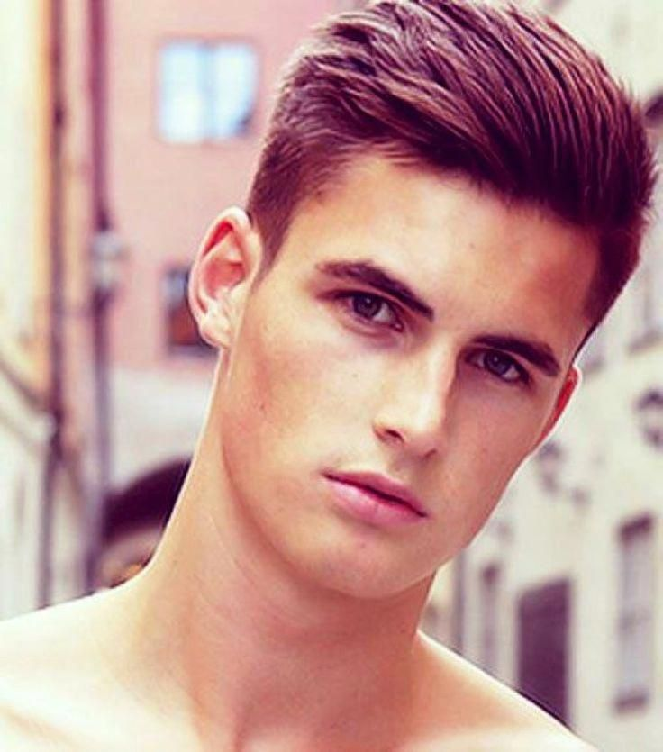 coiffure homme selon visage
