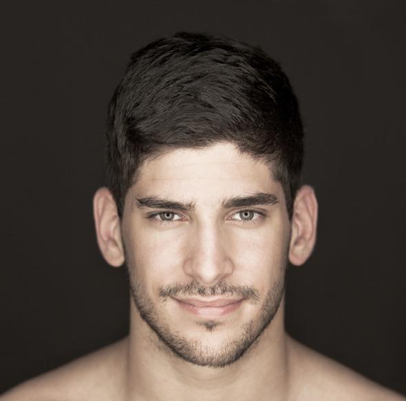 coiffure homme visage rectangulaire