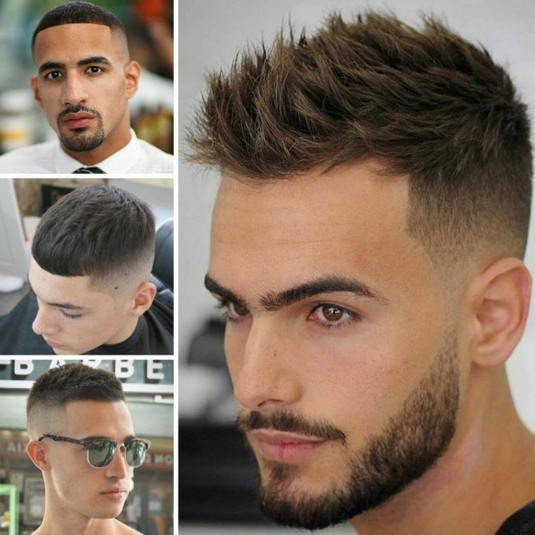 coiffure homme vogue