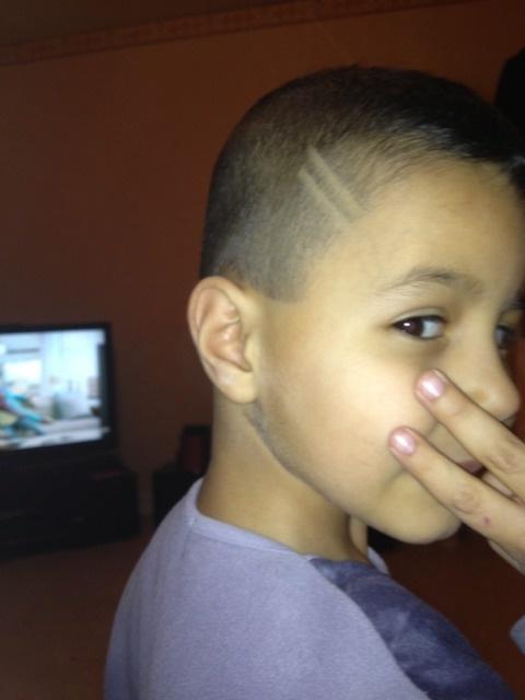 coupe de cheveux homme 1mm