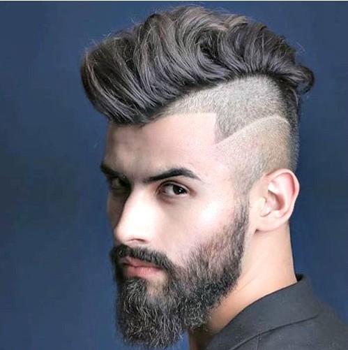 coupe de cheveux homme 2018 undercut