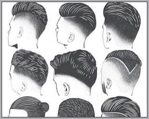 coupe de cheveux homme 3ilm