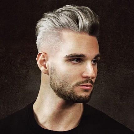 coupe de cheveux homme 40 ans 2018