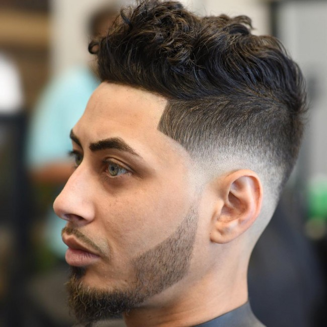 coupe de cheveux homme 47 ans