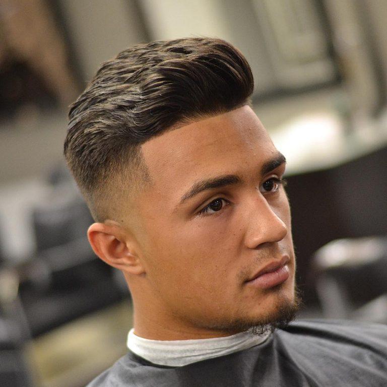 coupe de cheveux homme 58 ans