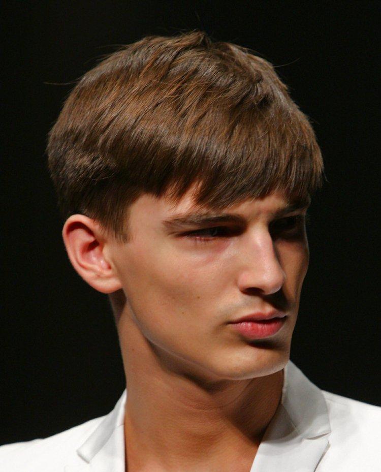 coupe de cheveux homme bol