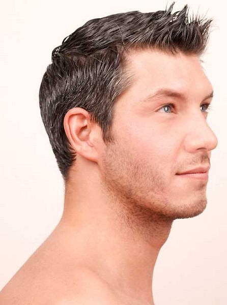 coupe de cheveux homme court 2013
