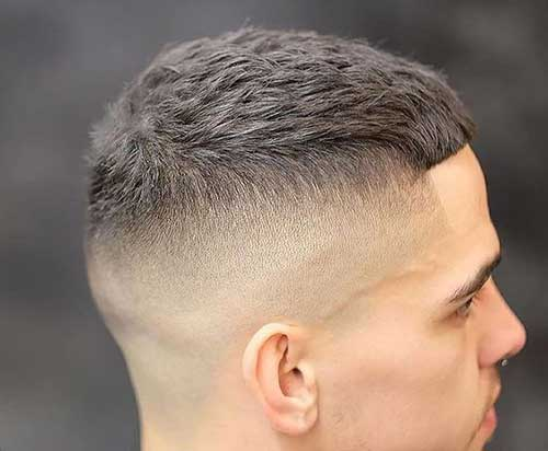 coupe de cheveux homme court 2019