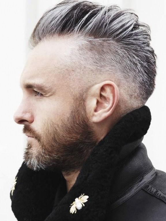coupe de cheveux homme court tete ronde