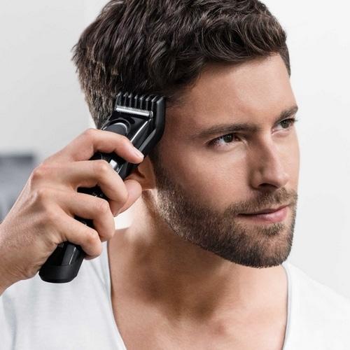 coupe de cheveux homme degrade a la tondeuse