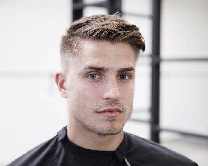 coupe de cheveux homme degrade hipster