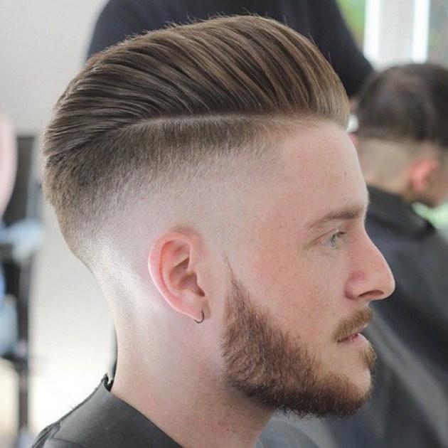 coupe de cheveux homme degrade long