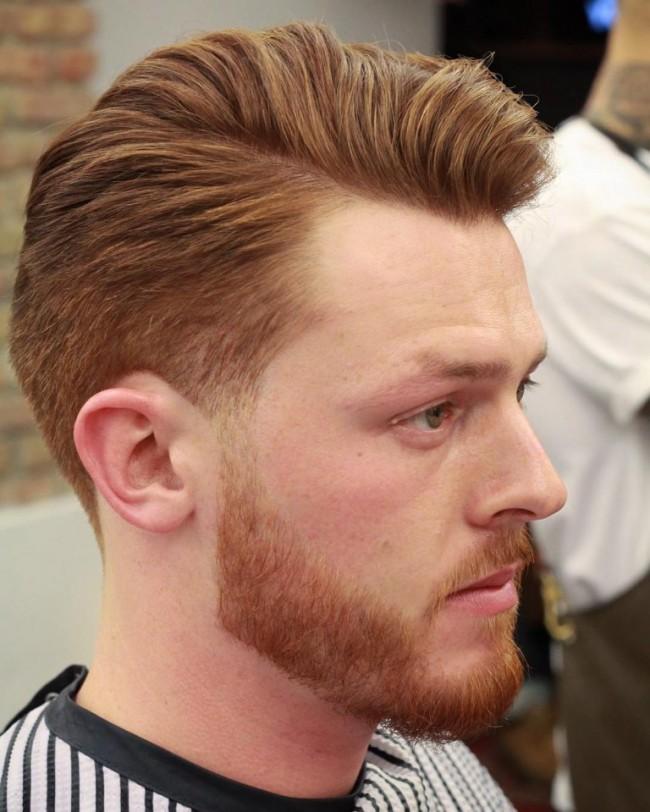 coupe de cheveux homme epais