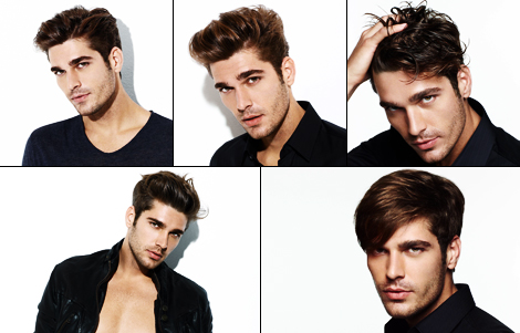 coupe de cheveux homme jean louis david