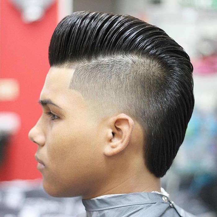 coupe de cheveux homme latino