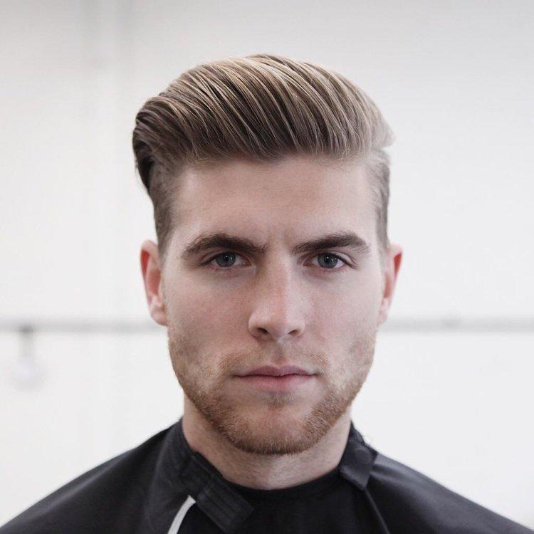 coupe de cheveux homme liste