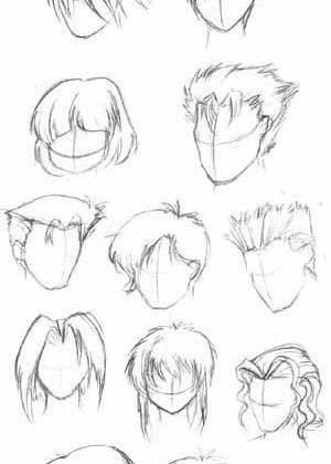 Coupe De Cheveux Homme Manga Coupe Pour Homme