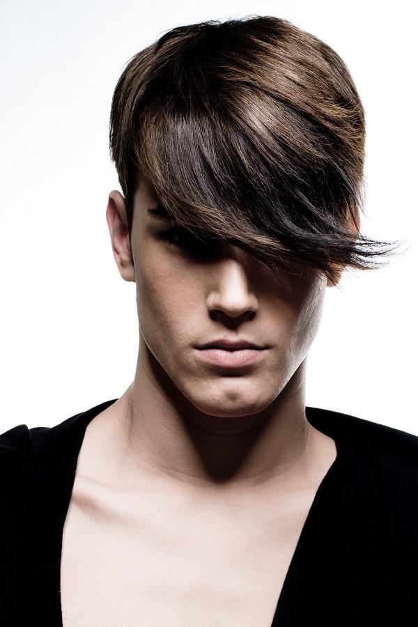 coupe de cheveux homme meche longue - Coupe pour homme