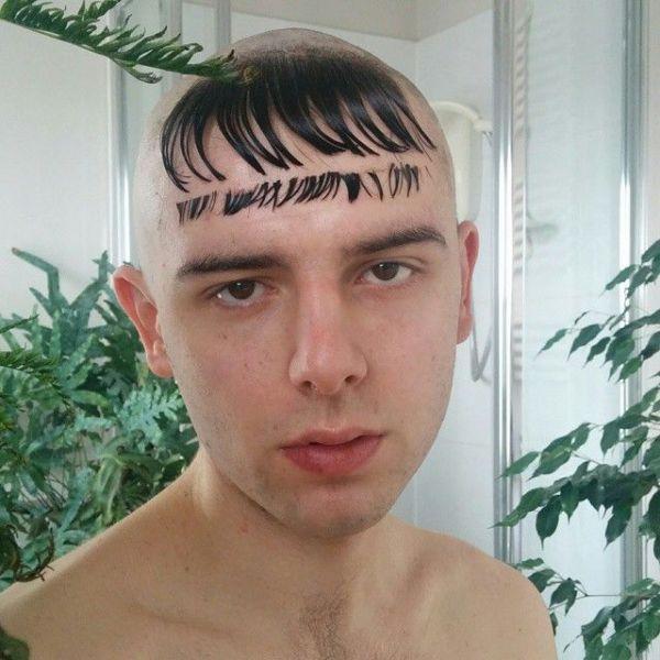 coupe de cheveux homme militaire