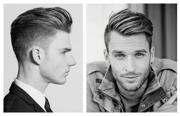 coupe de cheveux homme selon implantation