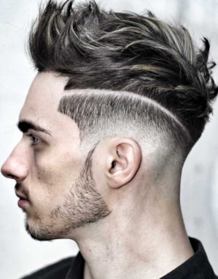 coupe de cheveux homme style