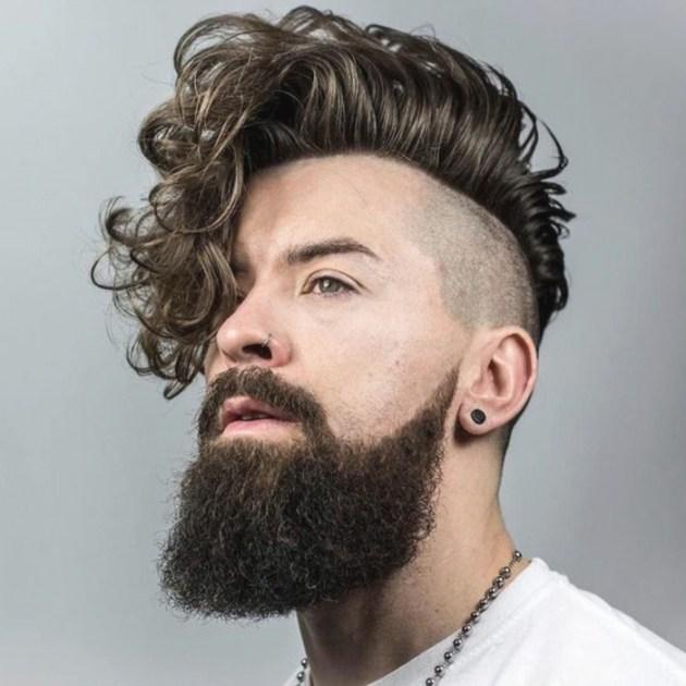 coupe de cheveux homme test
