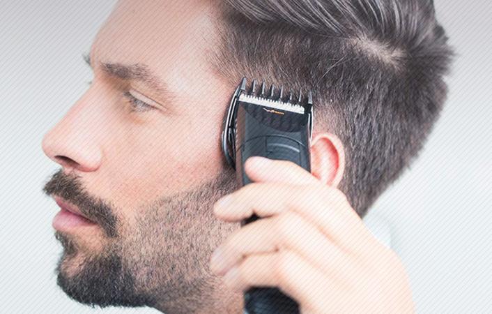 coupe de cheveux homme tondeuse seul - Coupe pour homme