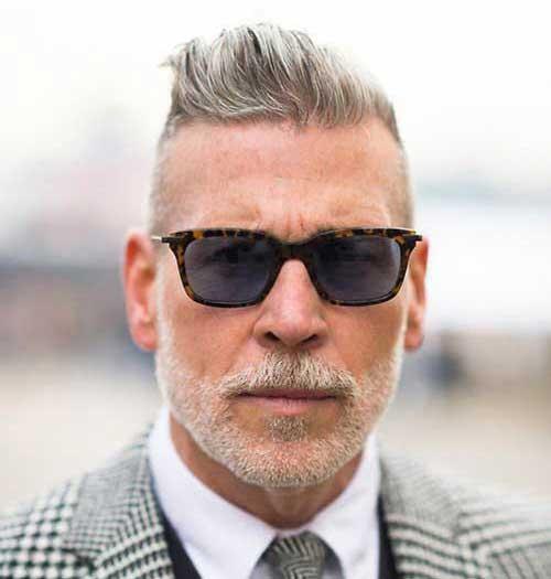 coupe de cheveux homme vieux