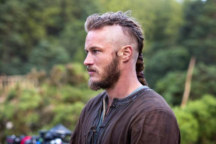 coupe de cheveux homme viking