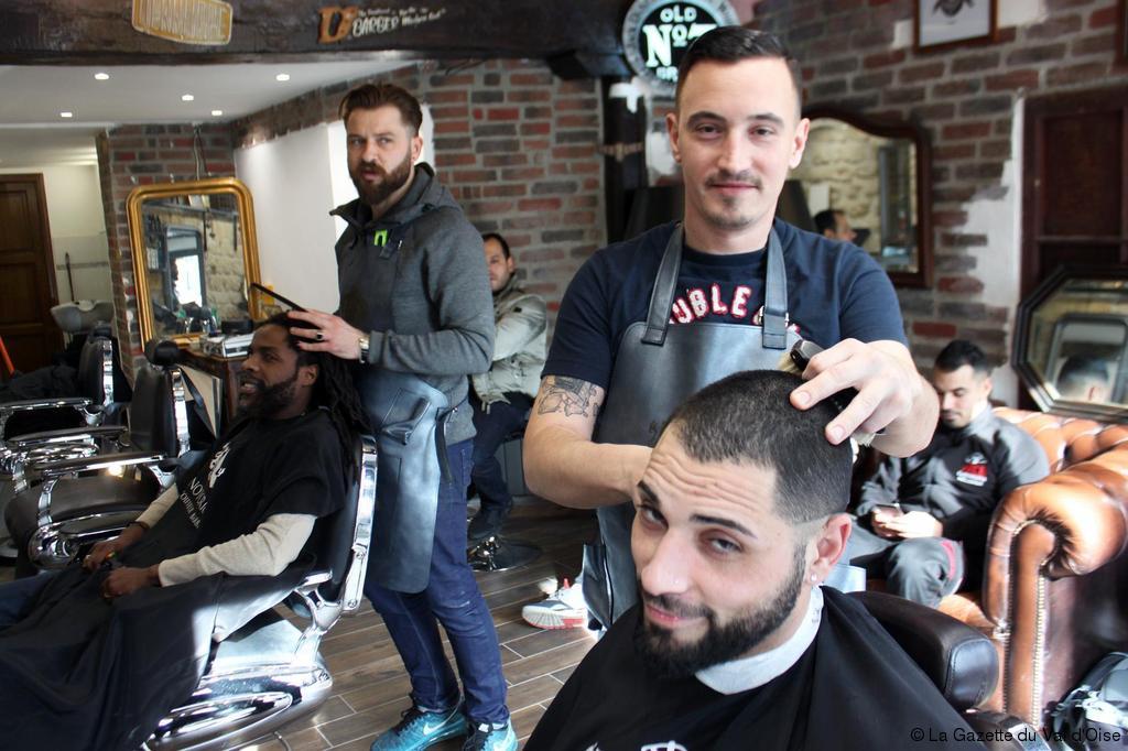 coiffure homme eaubonne
