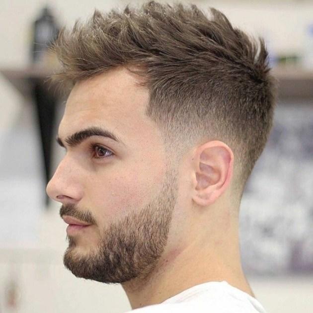 coiffure homme ete 2018