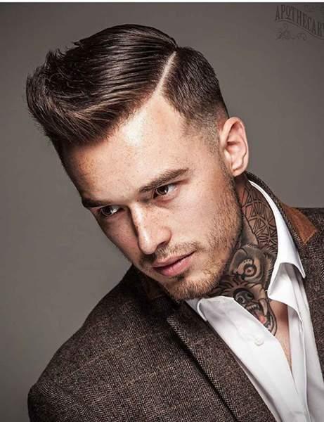 coiffure homme naturel - Coupe pour homme