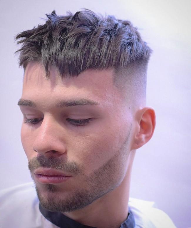 coupe de cheveux homme 2019