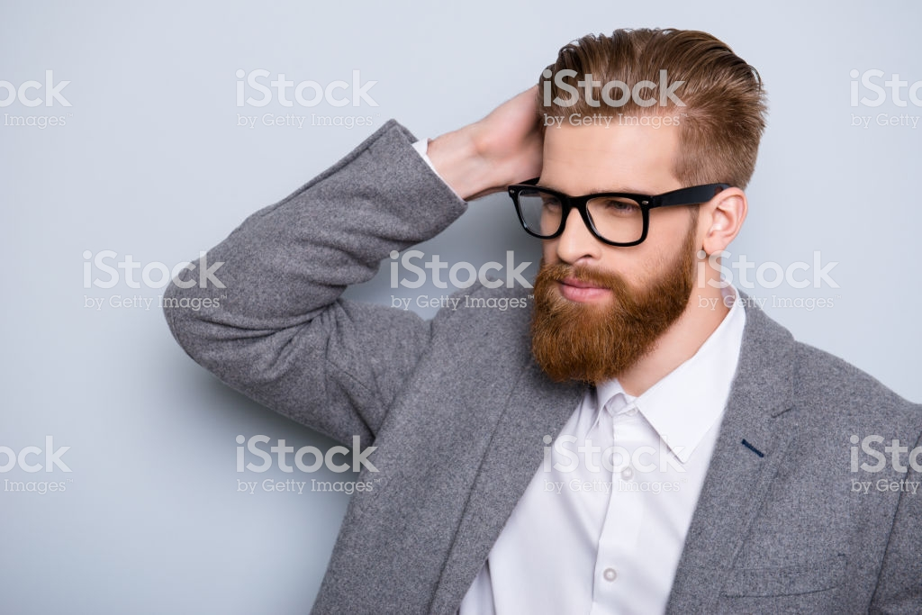 coupe de cheveux homme d'affaire