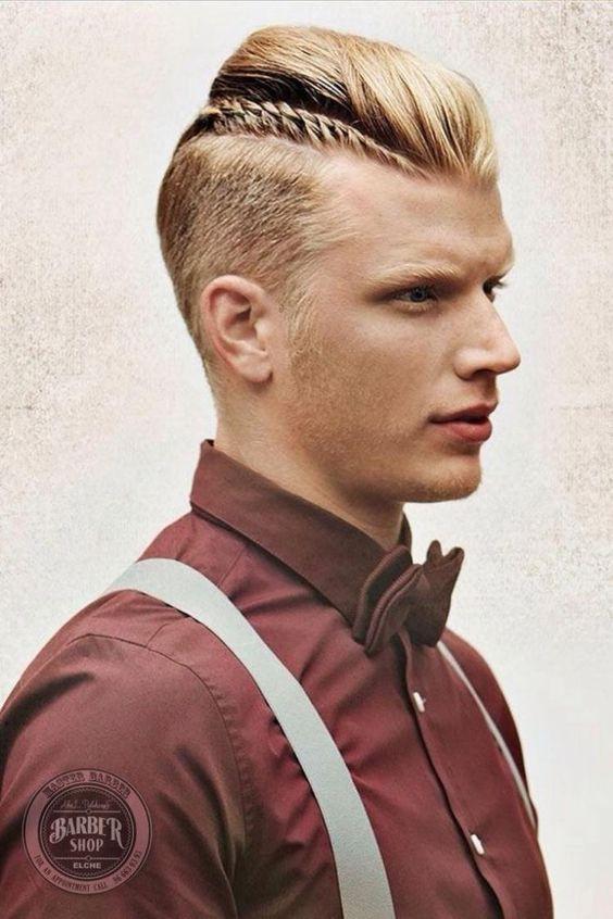 coupe de cheveux homme hiver