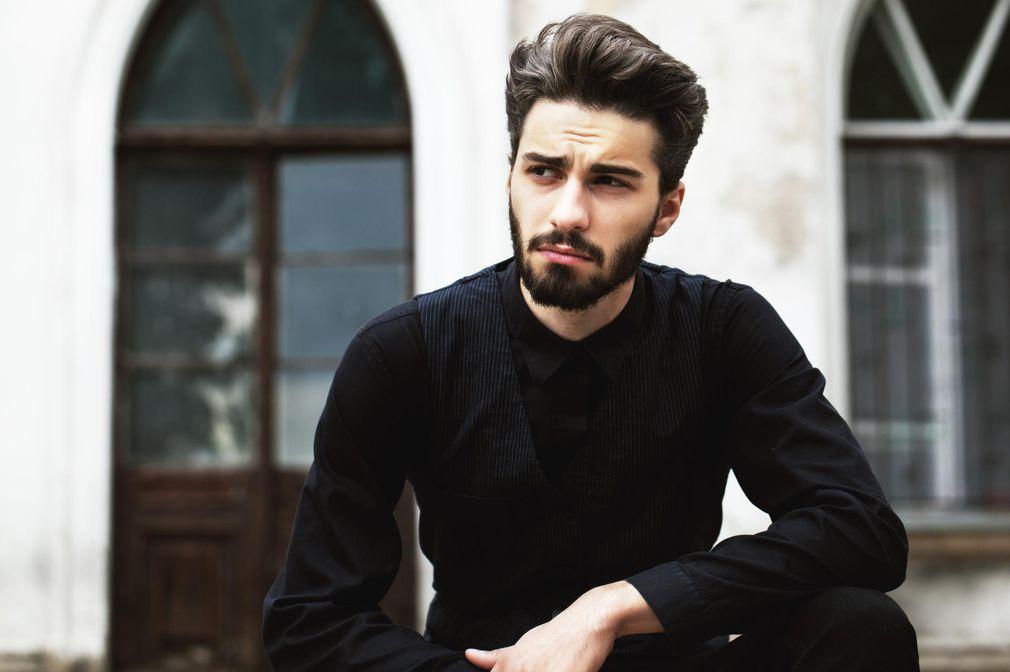 coupe de cheveux homme jeune 2018