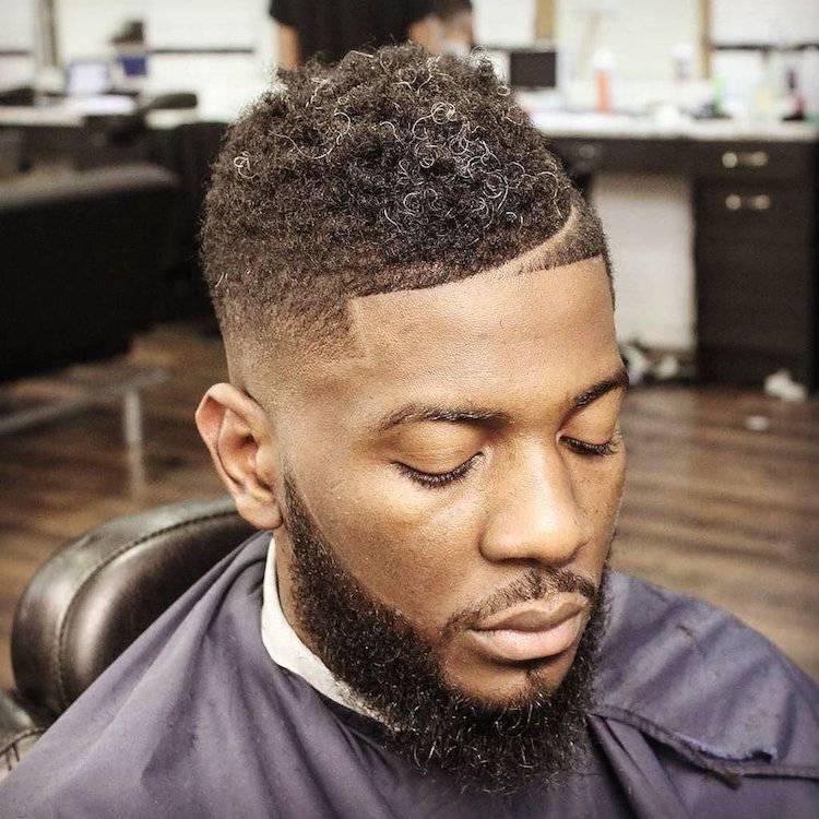 coupe de cheveux homme metisse degrade - Coupe pour homme
